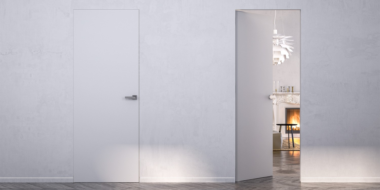 Double porte a galandage interieur home design for Isolation phonique porte coulissante