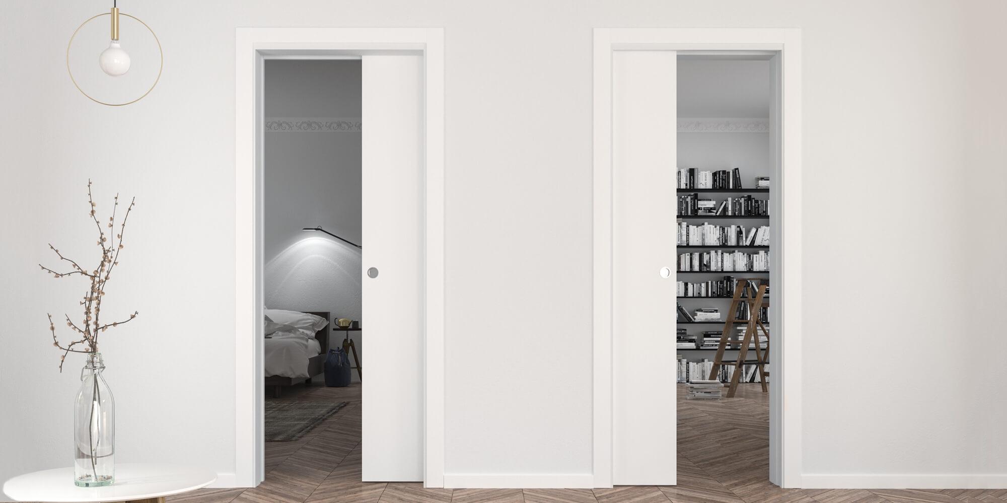 porte coulissante unilat ral eclisse eclisse france. Black Bedroom Furniture Sets. Home Design Ideas