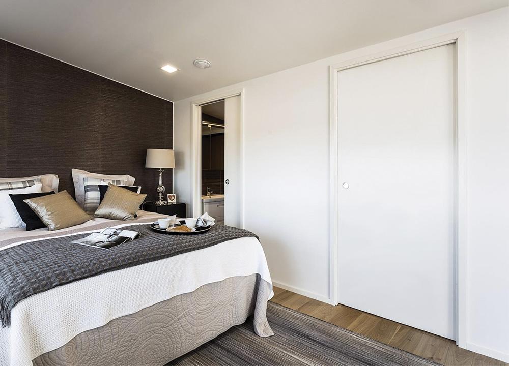 porte coulissante acoustique 32 db unique 32 db eclisse france. Black Bedroom Furniture Sets. Home Design Ideas
