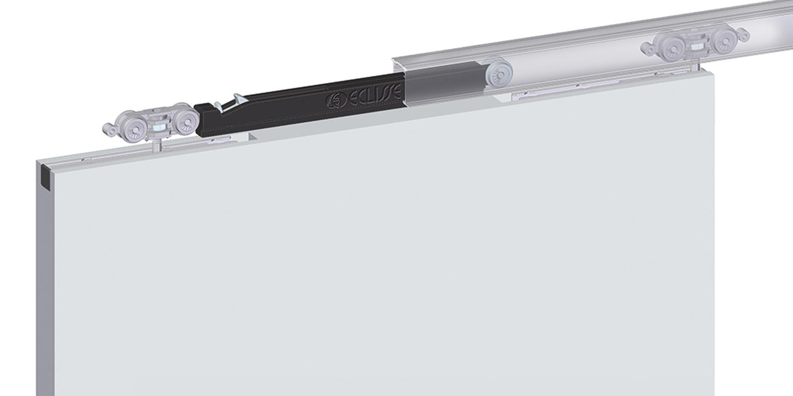 Accessoires pour portes coulissantes eclisse eclisse for Accessoires porte coulissante