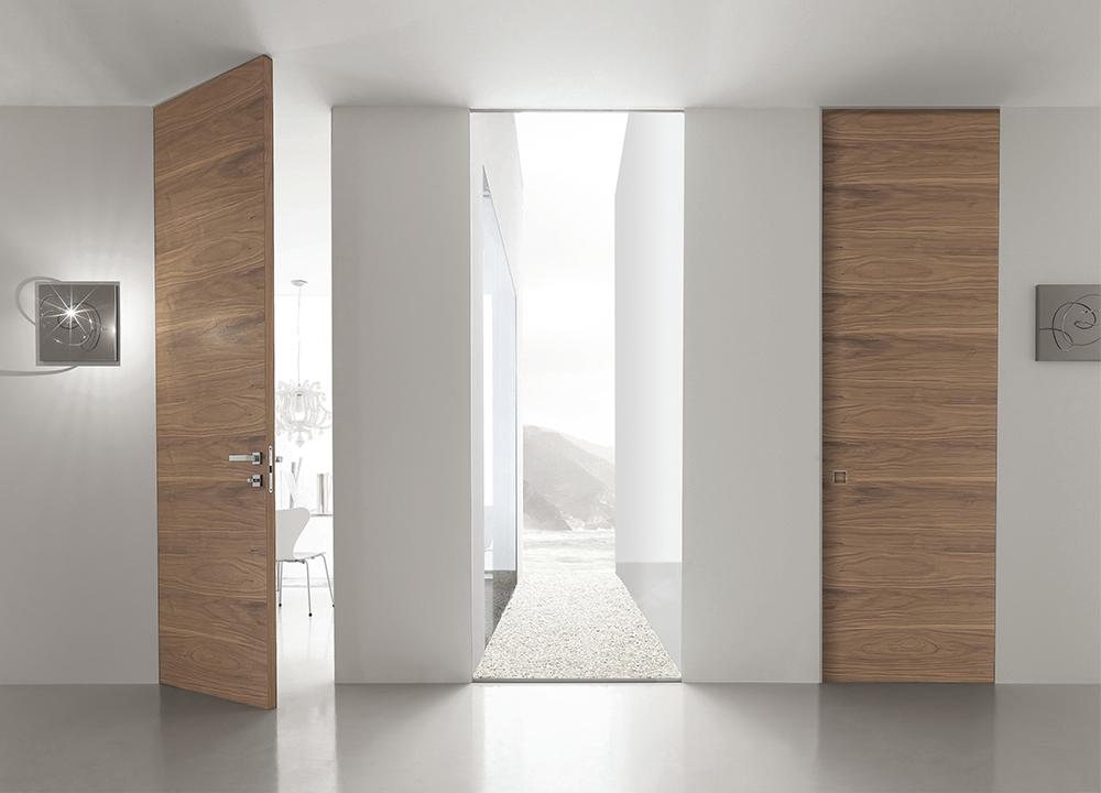 Porte d 39 int rieur design haut de gamme eclisse eclisse france - Porte interieur design ...