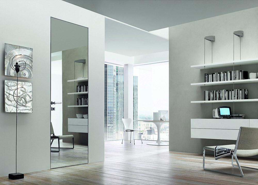 porte tout verre color eclisse eclisse france. Black Bedroom Furniture Sets. Home Design Ideas