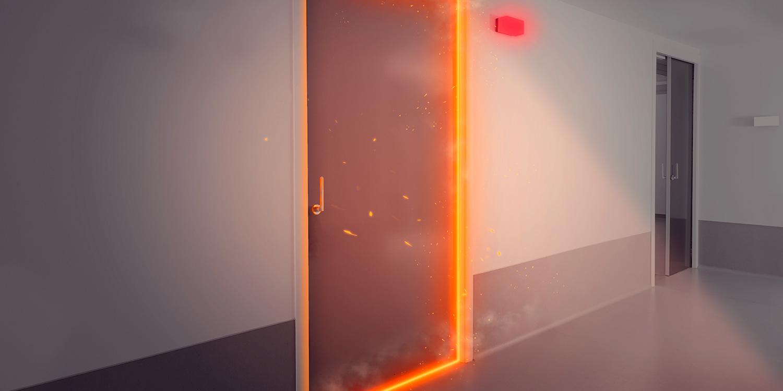Portes coulissantes galandage et portes d 39 int rieur - Porte a galandage eclisse ...