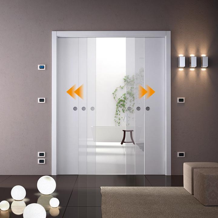 porte coulissantes ou battantes en bois eclisse. Black Bedroom Furniture Sets. Home Design Ideas